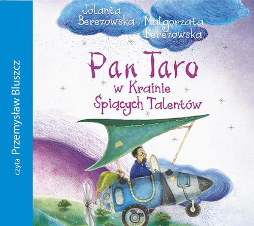 Pan Taro w Krainie Śpiących Talentów - audiobook