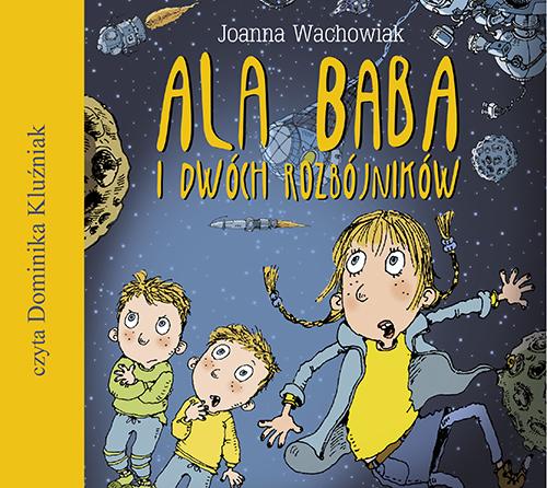 Ala Baba i dwóch rozbójników - audiobook