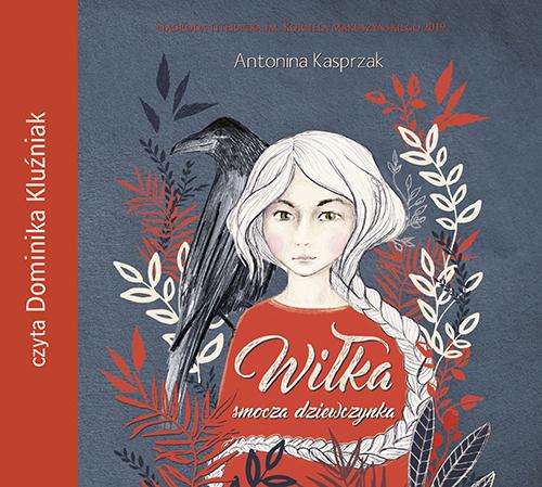 Wiłka smocza dziewczynka - audiobook