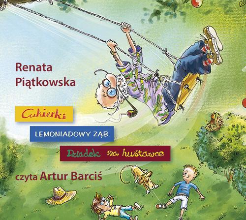 Renata Piątkowska - pakiet audio
