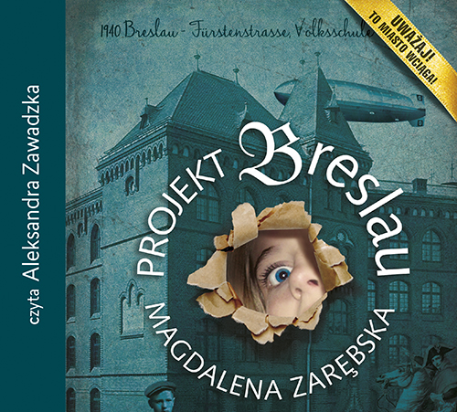 Projekt Breslau - audiobook